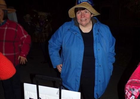Beth Pearce was able to join us again this year!
