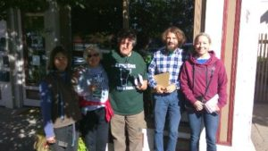 VDP canvassers Oct 9